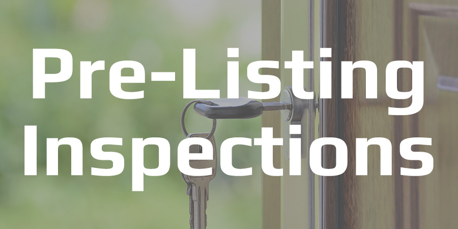 Pre-Listing Inspections